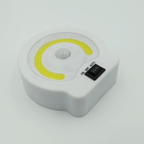 Tavan Dolap İçi Led Işık Spot Aydınlatma Lambası Düğmeli Sensörlü