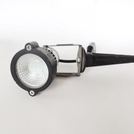 Kazıklı Led Çim Armatür Bahçe Lambası 220 Volt 7 Watt
