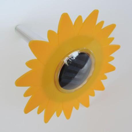 Çiçek Güneş Enerji Solar Ultrasonik Köstebek, Fare, Yılan Kovucu