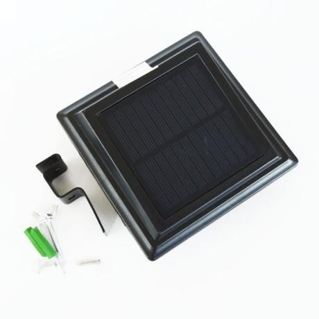 Panel Güneş Enerjili Solar Led Bahçe, Duvar Aydınlatma Lambası