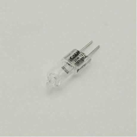 Kapsül Şeffaf Halojen Ampul 12V 20W G4 Duy İğne Bacak Gün Işığı 5 Adet