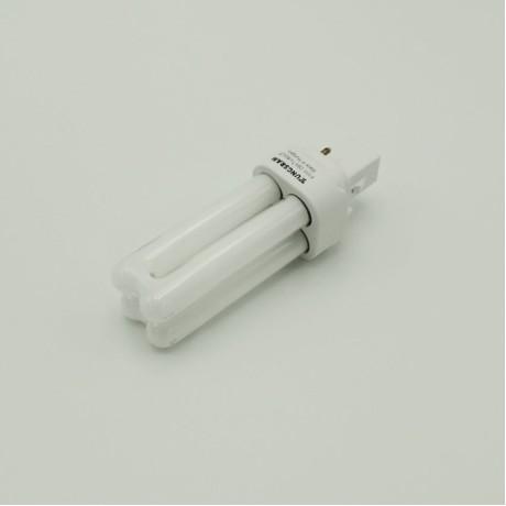 Kompakt Floresan Ampul 10W G24-1 Beyaz Işık 2 Pin 600 Lümen