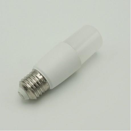 Silindir 9W Led Ampul Gün Işığı Işık E27 Enerji Tasarruflu