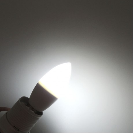 Mum Led Ampul 7W Beyaz Işık E14 Enerji Tasarruflu 6500 Kelvin