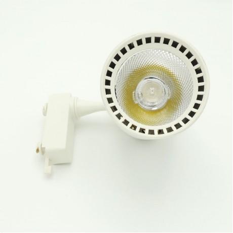 Raylı Led Spot Armatür Lamba Tasarruflu 30 Watt 1 Adet