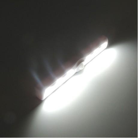 Sensörlü Tavan, Dolap İçi Led Lambası Spot Aydınlatma Pilli