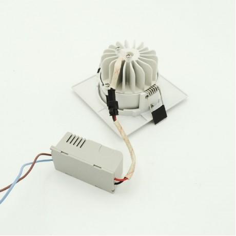 Ayarlı Sıva Altı Trafolu Led Spot Armatür 5 Watt Beyaz Işık